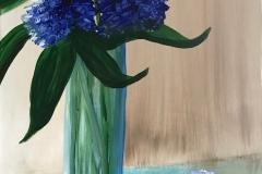 Hydrangea in Sunshine-Jean Mildner Anderson