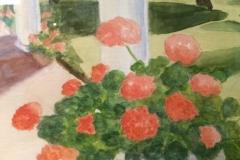 Summer Blossoms-Bessie Solenberger