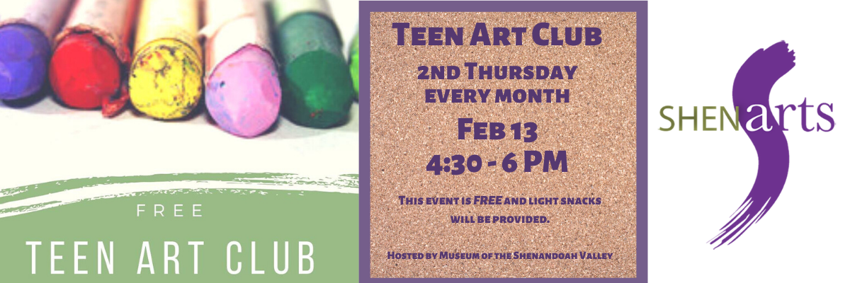 Teen Art Club