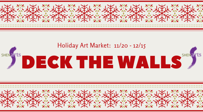 Deck the Walls – Call for Art