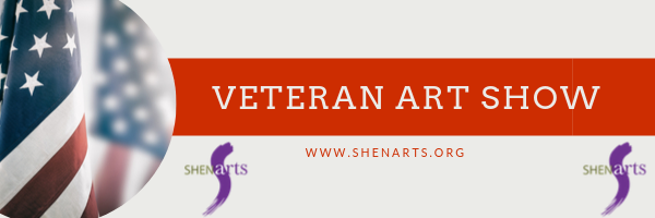 Annual Veteran Art Show – Call for Entries
