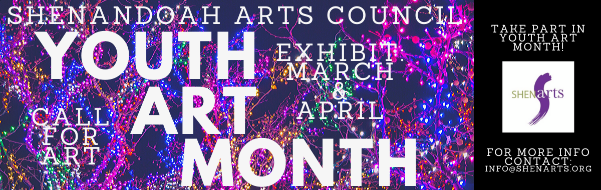 Youth Art Month 2020