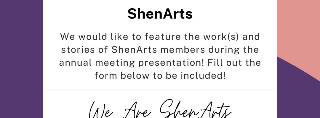We Are ShenArts