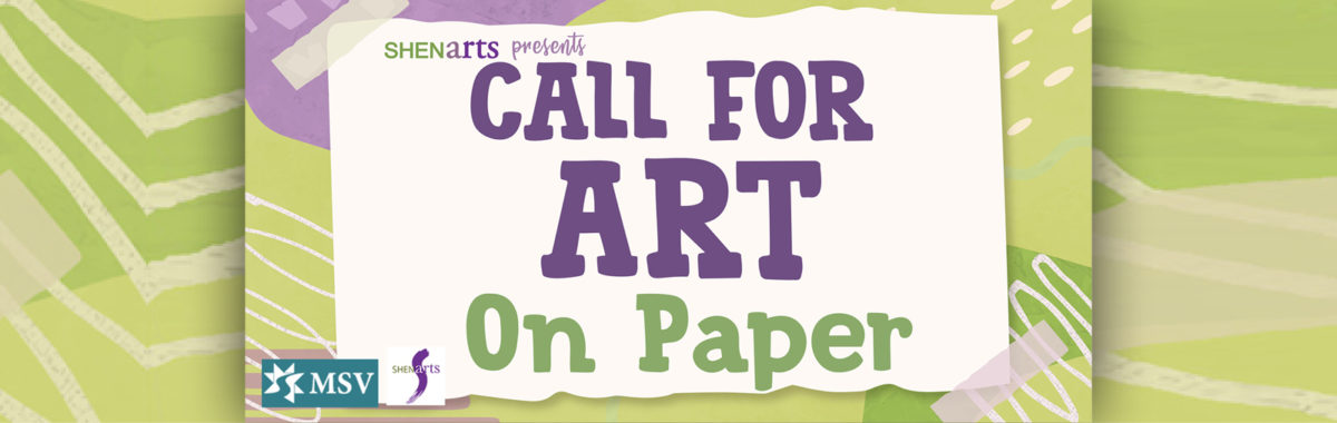 Call for Art on Paper
