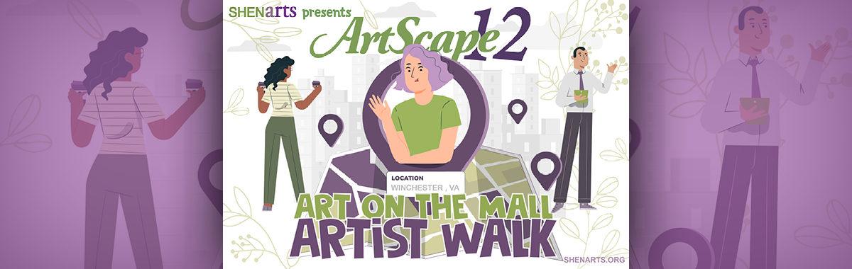ArtScape Art on the Mall Artist Walk