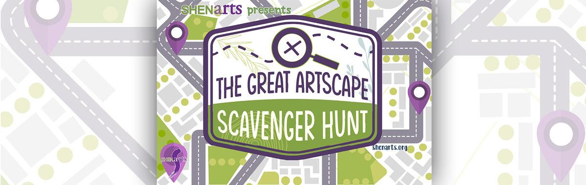 The Great ArtScape Scavenger Hunt